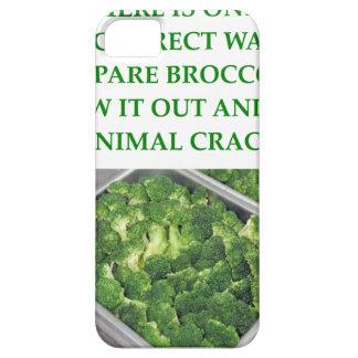私はブロッコリーを憎みます iPhone SE/5/5s ケース