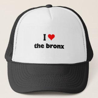 私はブロンクスを愛します キャップ