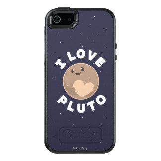私はプルートを愛します オッターボックスiPhone SE/5/5s ケース