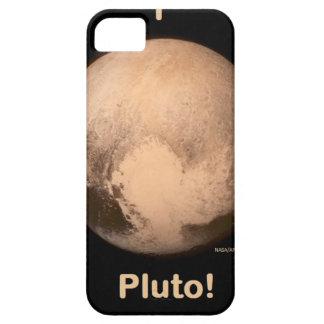 私はプルートを愛します iPhone SE/5/5s ケース