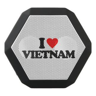 私はベトナムを愛します ブラックBluetoothスピーカー