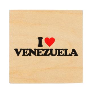 私はベネズエラを愛します ウッドコースター