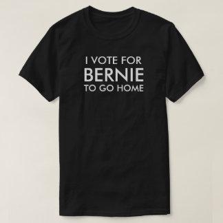 私はベルニーのために投票します Tシャツ