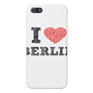私はベルリンを愛します iPhone 5 COVER