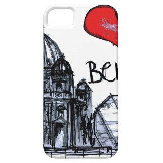私はベルリンを愛します iPhone SE/5/5s ケース