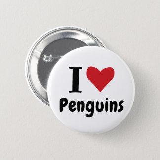 私はペンギンを愛します 缶バッジ