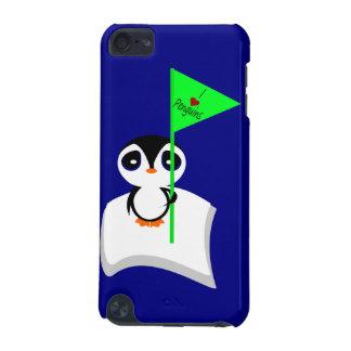 私はペンギンを愛します iPod TOUCH 5G ケース