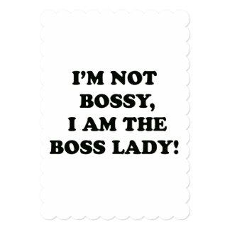 私はボスの女性です カード