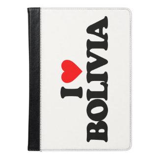 私はボリビアを愛します iPad AIRケース