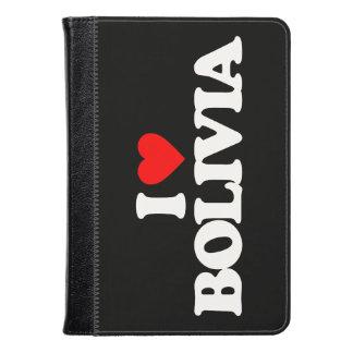 私はボリビアを愛します KINDLEケース