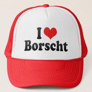 私はボルシチを愛します キャップ