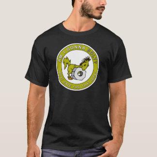 私はボルトで固定することを行くことありますか。 Tシャツ