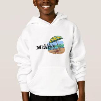 私はマイアミにむしろいます