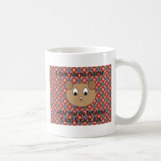 私はマグ愛します コーヒーマグカップ