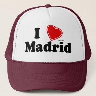 私はマドリードを愛します キャップ