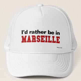 私はマルセーユにむしろいます キャップ