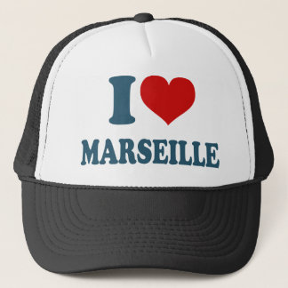 私はマルセーユを愛します キャップ
