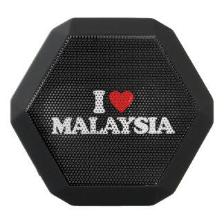 私はマレーシアを愛します ブラックBluetoothスピーカー