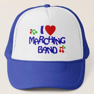 私はマーチングバンドを愛します キャップ