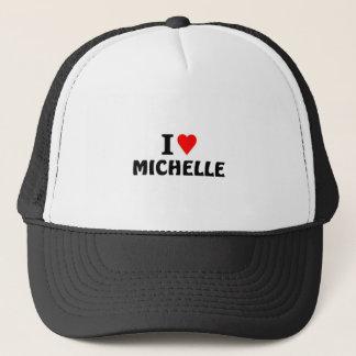 私はミシェールを愛します キャップ
