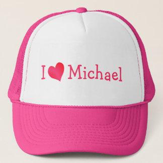 私はミハエル帽子を愛します キャップ