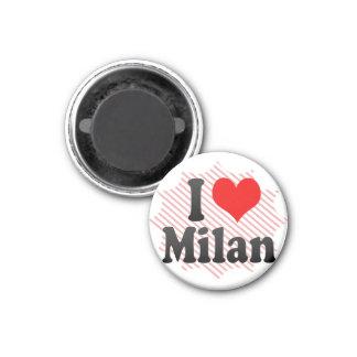 私はミラノを愛します マグネット