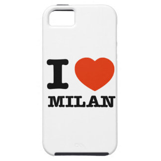 私はミラノを愛します iPhone SE/5/5s ケース