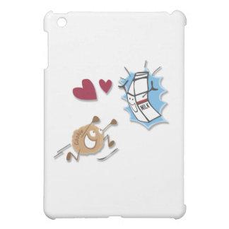 私はミルクおよびクッキーを愛します! iPad MINIケース