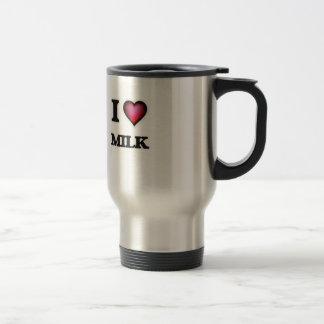私はミルクを愛します トラベルマグ