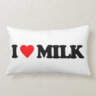 私はミルクを愛します ランバークッション