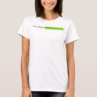 私はメソポタミアからあります Tシャツ