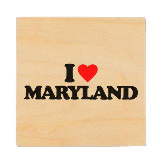 私はメリーランドを愛します ウッドコースター