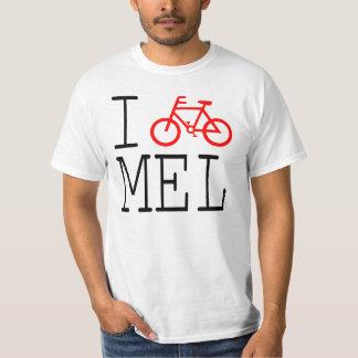 私はメルボルンを循環させます! Tシャツ