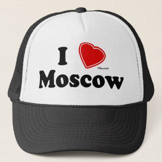 私はモスクワを愛します キャップ
