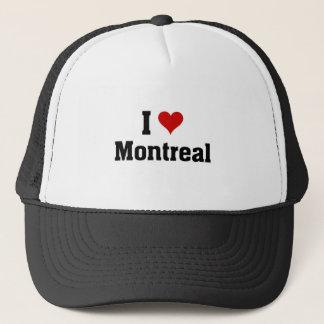 私はモントリオールを愛します キャップ