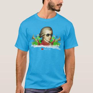 私はモーツァルトを愛します Tシャツ
