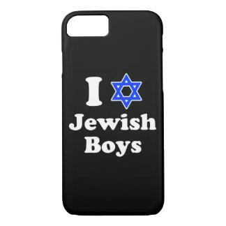 私はユダヤ人の男の子を愛します iPhone 8/7ケース