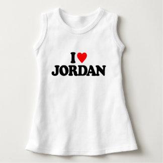 私はヨルダンを愛します ドレス