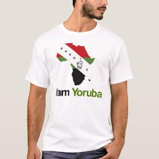 私はヨルバです Tシャツ