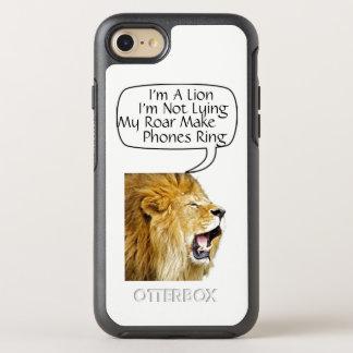 私はライオン、オッターボックスの場合です オッターボックスシンメトリーiPhone 8/7 ケース