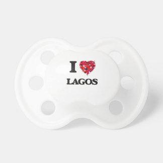 私はラゴスナイジェリアを愛します おしゃぶり