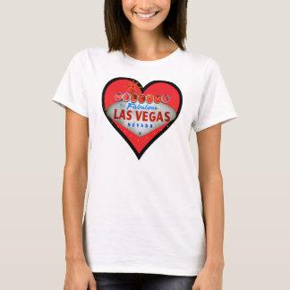 私はラスベガスのTシャツを愛します Tシャツ