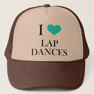 私はラップのダンスを愛します キャップ