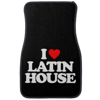 私はラテン系の家を愛します カーマット