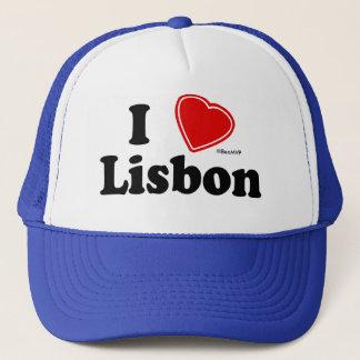 私はリスボンを愛します キャップ
