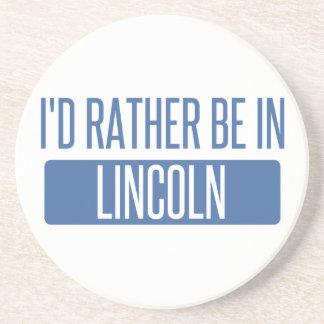 私はリンカーンNEにむしろあります コースター