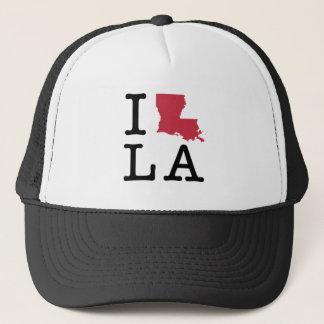 私はルイジアナを愛します キャップ