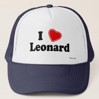 私はレオナルドを愛します キャップ
