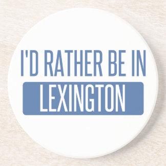 私はレキシントンにむしろいます コースター