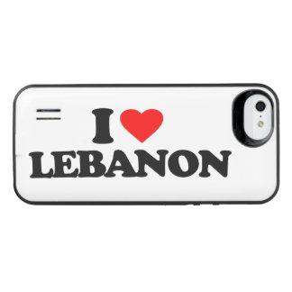 私はレバノンを愛します iPhone SE/5/5sバッテリーケース